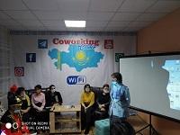 Открытие коворкинг-центра в Соколовской сельской библиотеке
